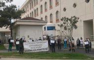 Sağlık Emekçileri Yedikule Hastanesi'nde Nöbette: Duyulmuyor, Görülmüyoruz! Kendimiz İçin Nöbetteyiz