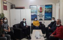 TOKAT; 10 Ocak Çalışan Gazeteciler Gününü kutladık