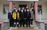 Sivas Sağlık Platformu'ndan İl Sağlık Müdürlüğü'ne Ziyaret