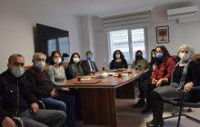 HDP Heyeti Sendikamızı Ziyaret Etti