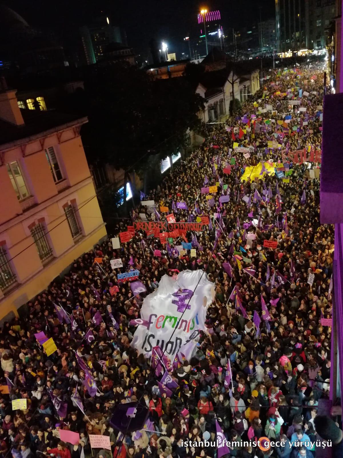 KESK: İstanbul Sözleşmesi Kararname ile Feshedilemez!