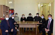 CHP İstanbul İl Sağlık Komisyonu Şişli Şubemizi Ziyaret Etti