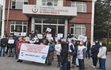 Bakırköy Şubemiz: Taleplerimiz Dilimizde, Yitirdiklerimiz Yüreğimizde, Artık Yeter!
