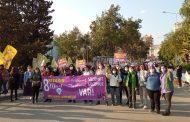 Kadınlar Hakları ve Talepleri İçin 8 Mart'ta Alanları Doldurdu