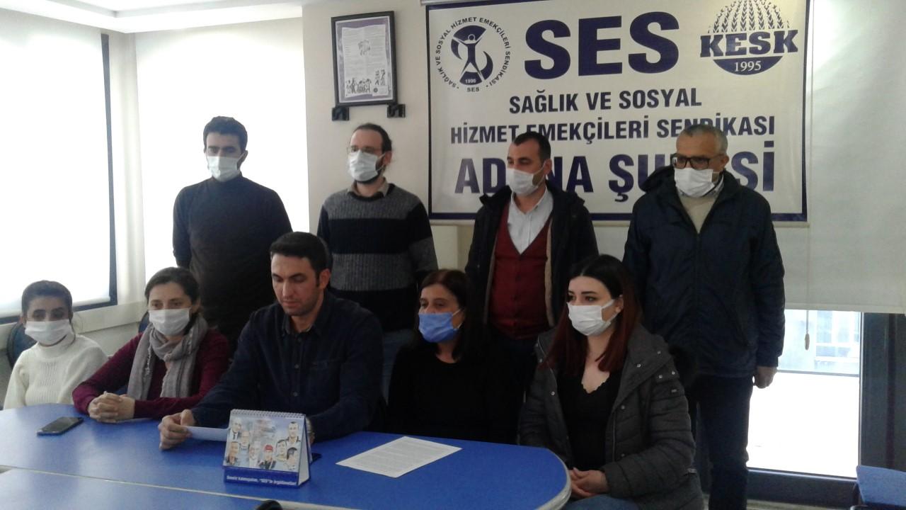 Adana Şubemizden Dünya Sosyal Hizmet Günü Açıklaması
