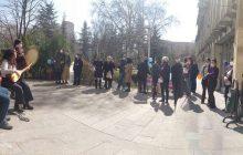 Ankara İbni Sina Hastanesi'nde 8 Mart Kutlaması