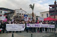 Kadınlar Alanlardan Seslendi: İstanbul Sözleşmesi'nden Vazgeçmiyoruz