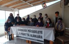 Antalya Kadın Platformu 8 Mart Eylem-Etkinlik Takvimini Açıkladı