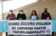 KESK Antalya Kadın Meclisi: Öz Savunma Haktır, Yargılanamaz! İstanbul Sözleşmesi Uygulansın