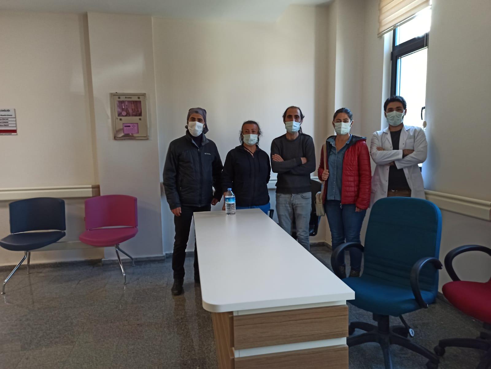 Antalya Şubemiz İş Yeri Ziyaretlerine Devam Ediyor