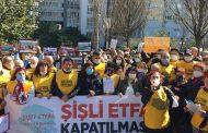 Şişli Etfal Dayanışması: Hastanemizi Kapatmayın