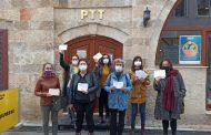 Mersin'de 8 Mart Etkinlikleri Kapsamında Tutuklu Kadınlara Kart Gönderildi