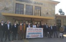 KESK Mersin Şubeler Platformu, Emek ve Demokrasi Platformu, Kent Konseyi: Mersin-Adana Treni Çalıştırılmıyor, Seyahat Hakkı Engellenemez