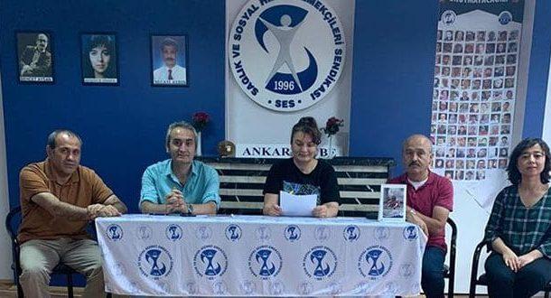 Ankara Şubemiz: Pandemi ile Mücadelenin Hastanelere İndirgenmesi Ölümleri Engellemeyecek, Artıracaktır. Bir An Önce Etkili Filyasyon ve Aşı Sağlanmalı, Yeter Sayıda Sağlık Emekçisi İstihdam Edilmelidir!