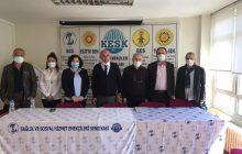 Bursa Şubemiz: Algıyı ve Sayıları Yöneterek, Sorumluluğu Halka ve Emekçilere Yükleyerek Pandemi İle Mücadele Edilemez