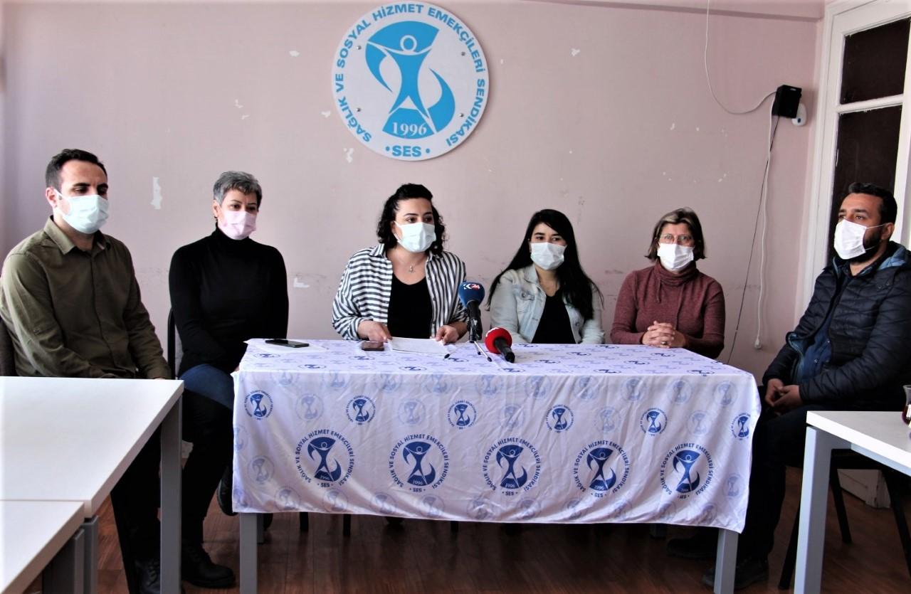 Pandeminin İş Yerlerindeki Seyrini Paylaşan İstanbul Aksaray Şubemiz: Tükendik Artık!
