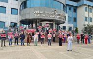 Manisa Şubemiz ve Manisa Tabip Odası'ndan Sağlık Emekçilerinin Hakları İçin CBÜ Hafsa Sultan Hastanesi Önünde Eylem