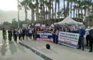 Mersin Emek ve Demokrasi Platformu: İstanbul Sözleşmesi'nden ve Demokrasiden Vazgeçmiyoruz