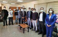 Adana Şubemiz ve Osmaniye Temsilciliğimiz Dr. Kemal Gökhan Günel'e Dayanışma Ziyaretinde Bulundu