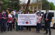 Ankara Üniversitesi Tıp Fakültesi Hastanelerinde Yaptıkları Yemek Sorunu Anketinin Sonuçlarını Açıklayan Ankara Şubemiz, Ankara Tabip Odası ve Dev Sağlık-İş: İş Yerlerinde Sağlık Hakkı, Yeterli ve Dengeli Beslenme Hakkı Pandemide Yaşamsal Talebimizdir