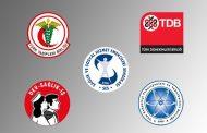 Türk Tabipleri Birliği, Türk Dişhekimleri Birliği, Devrimci Sağlık İşçileri Sendikası, Tüm Radyoloji Teknisyenleri ve Teknikerleri Derneği, SES: SES'imize Dokunma! Gözaltına Alınan Sağlık Emekçilerini Serbest Bırak!