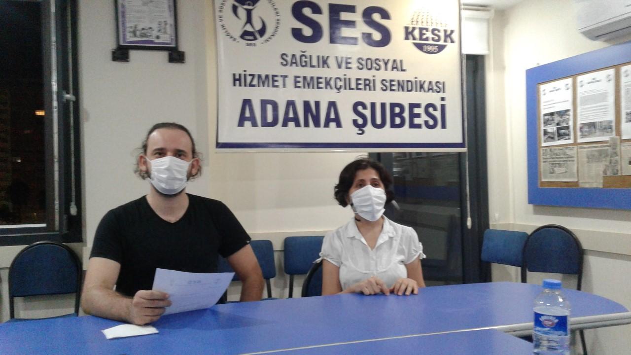 Adana Şubemiz: Aşılamada Yaşanan Karmaşaya Son Verilmeli