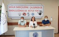 Ankara Şubemiz, ATO, Ankara Dişhekimleri Odası, Dev Sağlık-İş ve TÜMRAD-DER: Sağlık Bakanlığının Bütçesi Boşaltılıyor! Sağlık Emekçilerine Çalışırken de Emekliliğinde de Bütçe Yok