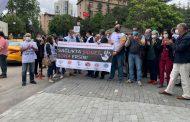 Ankara Şubemiz, Ankara Tabip Odası, TTB Asistan Hekim Kolu, Dev Sağlık-İş, Ankara Dişhekimleri Odası ve Tüm RAD-DER: Sağlıkta Şiddet Sona Ersin