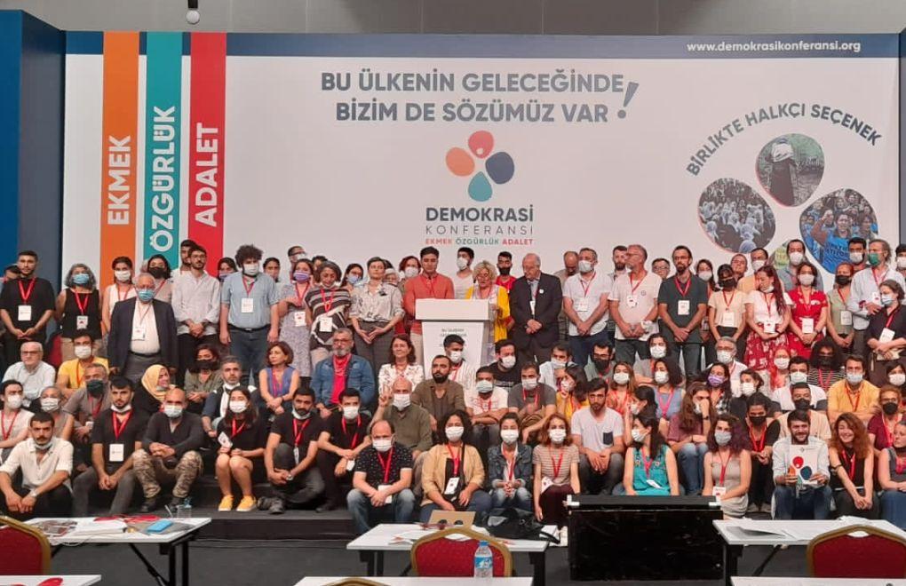 Demokrasi Konferansı Gerçekleştirildi