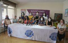 KESK'li Kadınlar: Taleplerimiz Yaşamsal, Birlikte Mücadele Gücümüzdür!