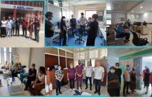 Merkez Yönetim Kurulu Üyelerimiz İl Gezilerinde Sağlık ve Sosyal Hizmet Emekçileriyle Bir Araya Geldi