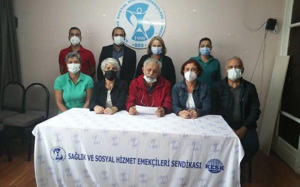 İstanbul Şubelerimiz: Eski Eş Genel Başkanımız Gönül Erden Serbest Bırakılsın