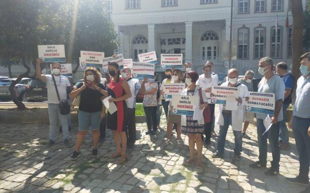 İzmir: ASM Emekçileri Cezalandırılamaz
