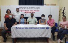 İzmir Şubemiz: Dokuz Eylül Üniversitesi'nde Açığa Alma Hukuksuzluğu Son Buldu, Yaşasın Örgütlü Mücadelemiz!