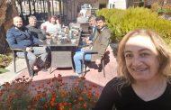 Malatya Şubemiz Esra Köse Başaran Devlet Hastanesi'ndeki Üyelerimizle Bir Araya Geldi